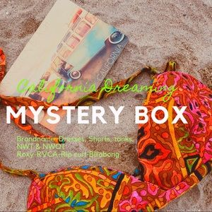 MYSTERY BOX -Summer Dreaming- 5 for $50